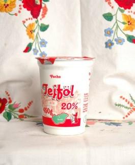 Fuchs sour cream 20% 450g