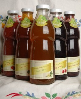 Imre cherry syrup 750ml