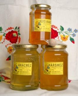 Mixed nectar honey 500g