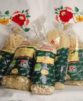 Organic Spelt pasta square