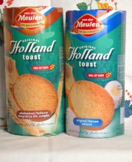 Holland toast