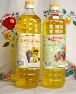 Kaltgepresstes Öl