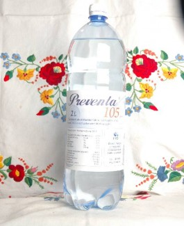 Preventa alkaline water 2l