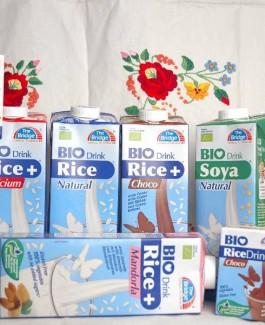 Organic chocolate-milk drink 1l