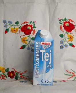 Lactose-free milk 0.75 2.8%