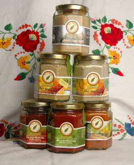 Sweet Berta organic pepper cream