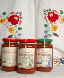 Organic Mexican sauce