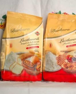 Barbara Mehlmischung für Brot und Gärteig