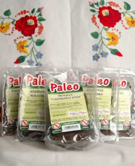 Paleo glutén és tejmentes rudacskák 80g kömény ízesítésű