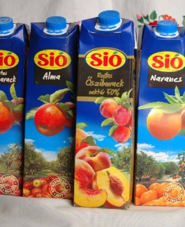 Sio Apfel 1l
