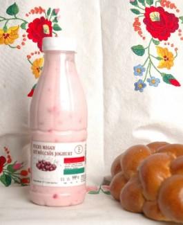 Fuchs cherry yogurt